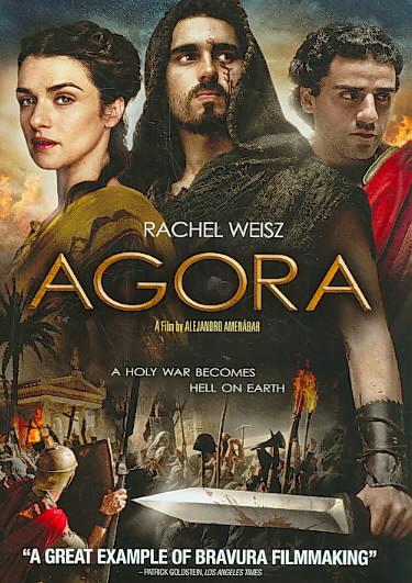 AGORA BY WEISZ,RACHEL (DVD)