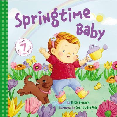 Springtime Baby By Broach, Elise/ Doerrfeld, Cori (ILT)